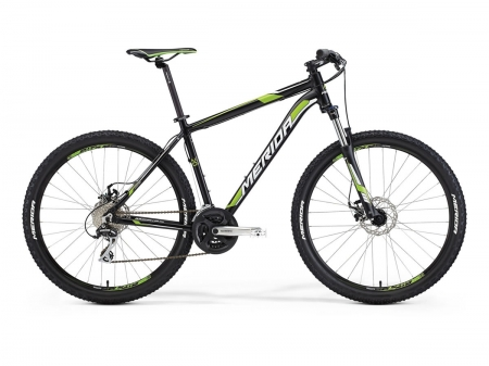 Merida Big.Seven 20-MD Matt Black