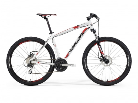 Merida Big.Seven 20-MD White