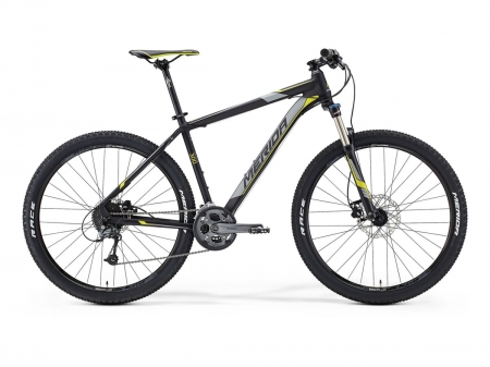 Merida Big.Seven 300 Matt Black